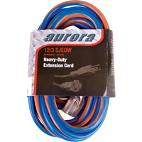 All Weather TPE-Rubber Extension Cords With Light Indicator XC504 | SCN Industrial