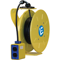 LE9000 Series Heavy-Duty Cord Reels XC745 | SCN Industrial