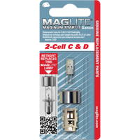 Maglite® Replacement Bulb for 2-Cell C & D Flashlights XC955 | SCN Industrial
