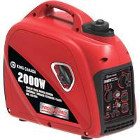 2000-W Gasoline Digital Inverter Generators XC979 | SCN Industrial