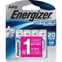 Energizer Ultimate Lithium Batteries XH003 | SCN Industrial