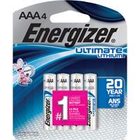 Energizer Ultimate Lithium Batteries XH004 | SCN Industrial