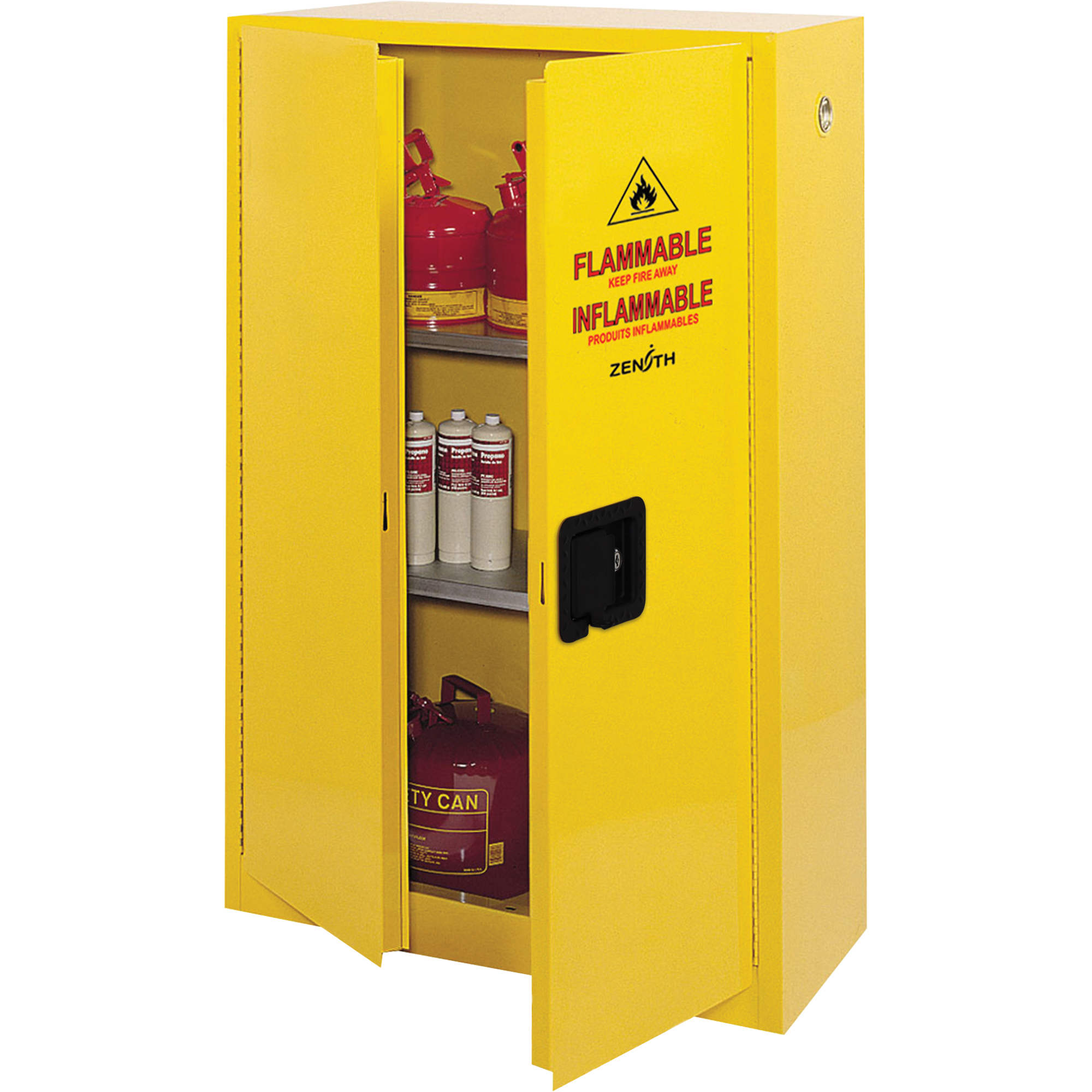 Zenith Safety Products Flammable Storage Cabinet Scn Industrial