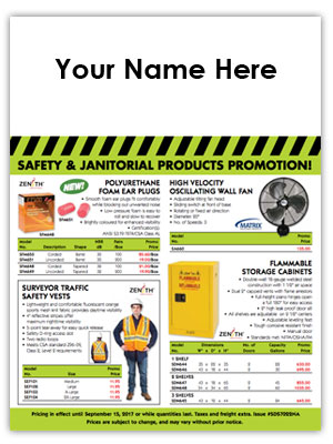 SCN Industrial Safety Equipment & Supplies Program